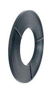 Rol staalband 16 x 0,5 mm zwart EW
